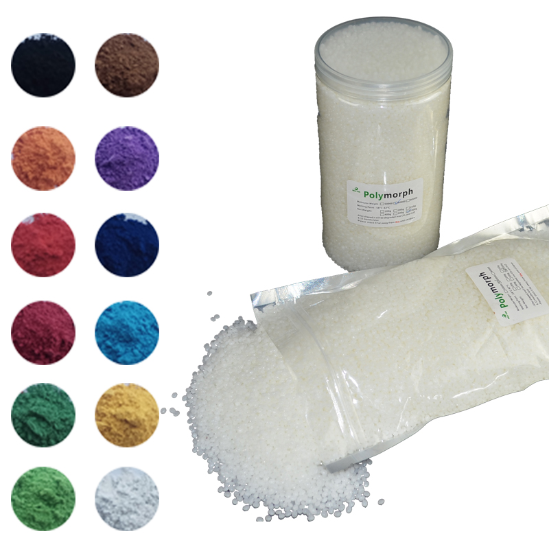 1000g PCL 48 color kits Shape Shifter Thing Thermoplastic Mouldable Plastics PolyMorph Instamorph for Mould