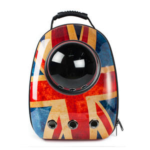 Petood Cat Backpack Dog Puppy Carrier Pet Space Capsule