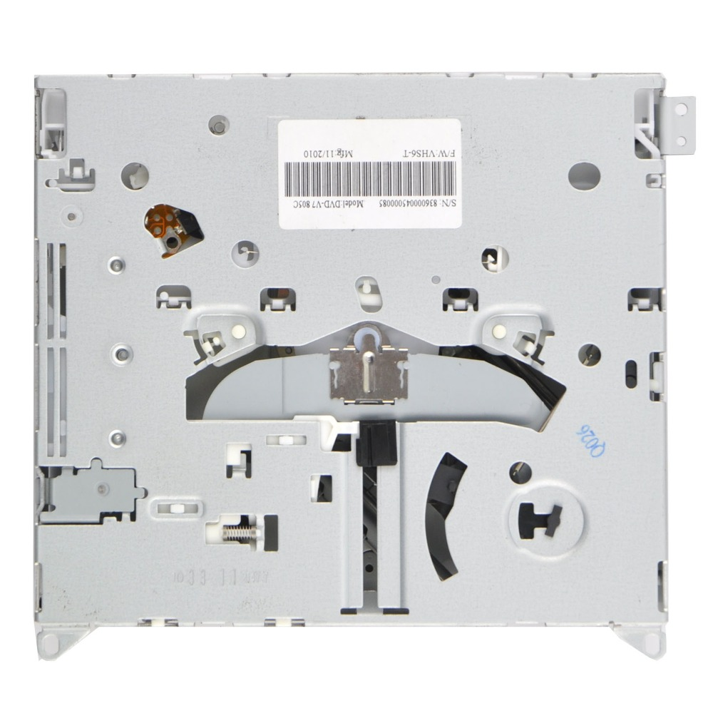Original ny DVD X7 DVD V7 Enkel bil dvd mekanism för HY TOYOTA HONDA Navigation system