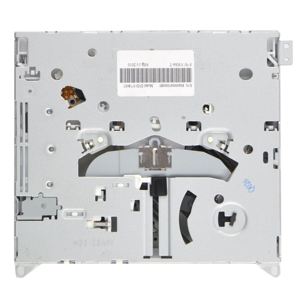 Eredeti új DVD X7 DVD V7 egykomponensű dvd mechanizmus a HY TOYOTA HONDA navigációs rendszerhez