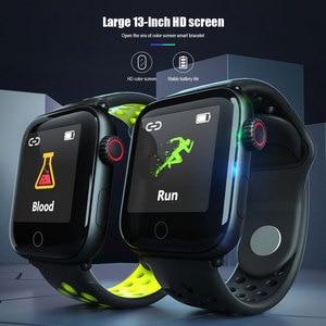 Image 2 - VERYFiTEK Z7 スマート腕時計血圧心拍数モニター IP67 フィットネスブレスレット腕時計女性男性スマートウォッチ ios アンドロイド