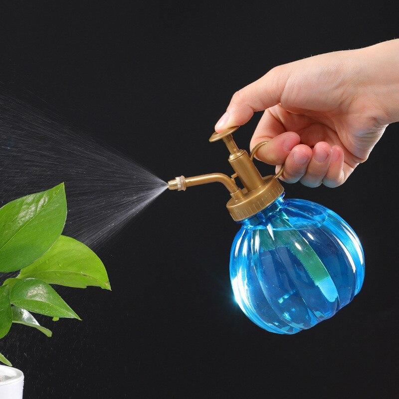 HTB1aza2lHZnBKNjSZFGq6zt3FXa4 350ML Plant Flower Watering Pot Spray Bottle Garden Mister Sprayer Hairdressing Planting Kettle for Garden Flower Plant лейка дл