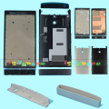 FULL HOUSING BATTERY DOOR + KEYPAD + CHASSIS FOR SONY XPERIA P LT22i W/ TRACKING