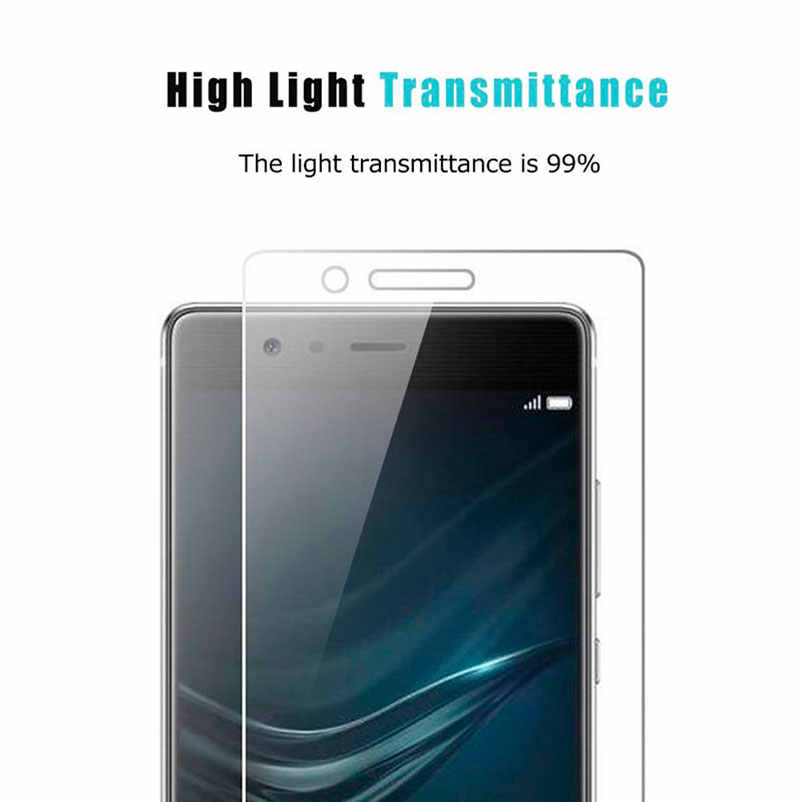 9H tempered glass For Huawei P20 Pro lite p10 mate 10 P Smart 2017 For Honor 10 6C 8 7X 6A screen protector film case Glass P20