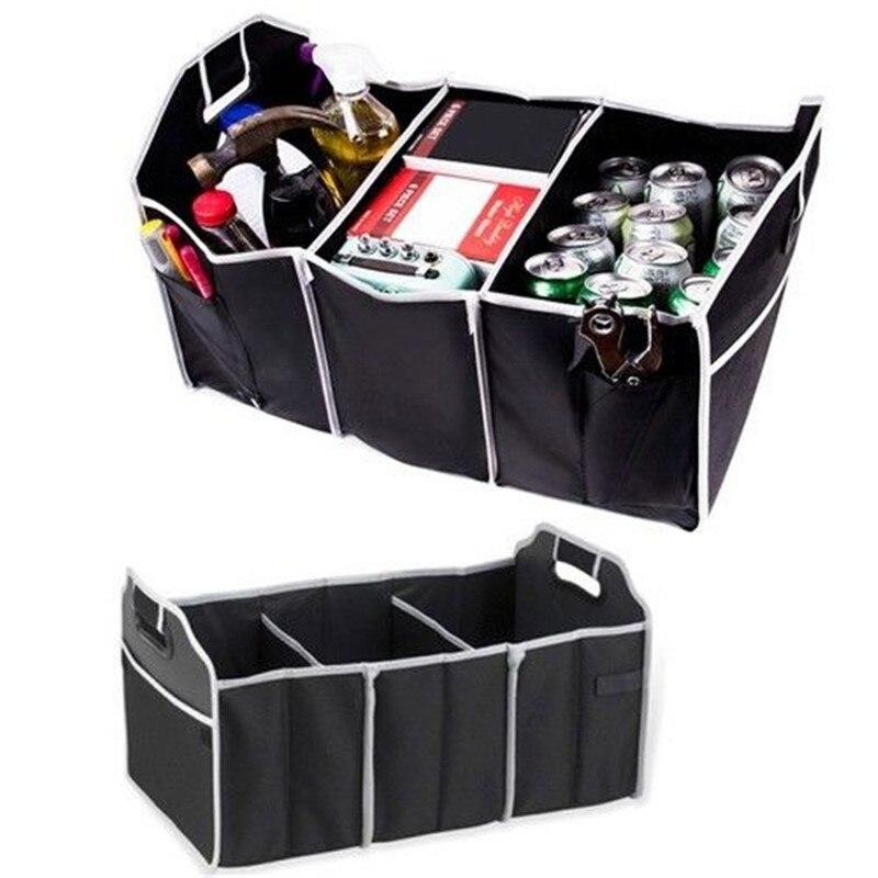 Boîte Pour Rangement De Coffre Véhicule À Voiture Sac Pliable TF3Jc1ulK