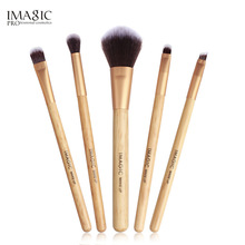 Professional 5PC/Set Makeup Brushes Tool Set Cosmetic Powder Eye Shadow Foundation Blush Blending Beauty Make Up Brush Maquiagem