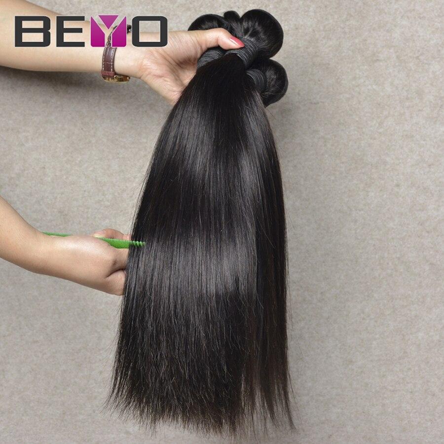Beyo Hair Products Cheap Peruvian Virgin Hair Straight