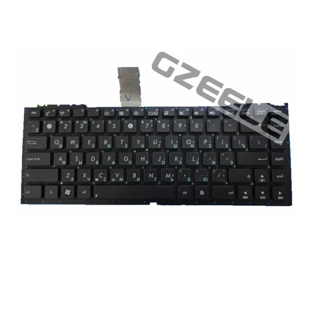 Rusia nuevo teclado para asus u33 u33jc u43 u43f u43j u43sd ru teclado del ordenador portátil