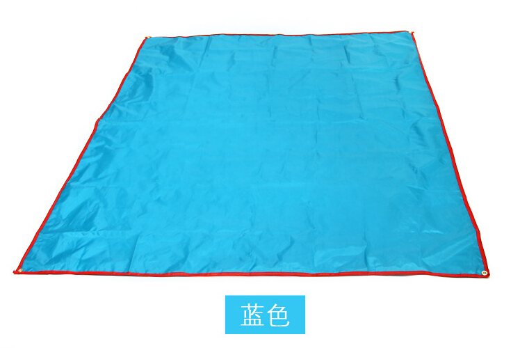 Simple awning cloth, cloth canopy, waterproof cloth tent,Camping pad tent accessory,pad, mat, cushion