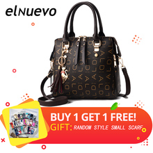 Fashion Luxury Handbags Women Bags Women Leather Handbag Shoulder Bag For Women 2019 Female Ladies Hand Bags Sac a Main цена и фото