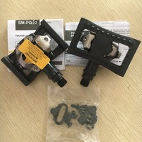 SHIMANO PD M520 Clipless SPD Pedals MTB Bicycle Racing Mountain Bike Parts