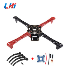 F450 drone with camera FlameWheel KIT 450 Frame For RC  MK MWC 4 Axis RC Multicopter Quadcopter  Heli Multi-Rotor with land gear