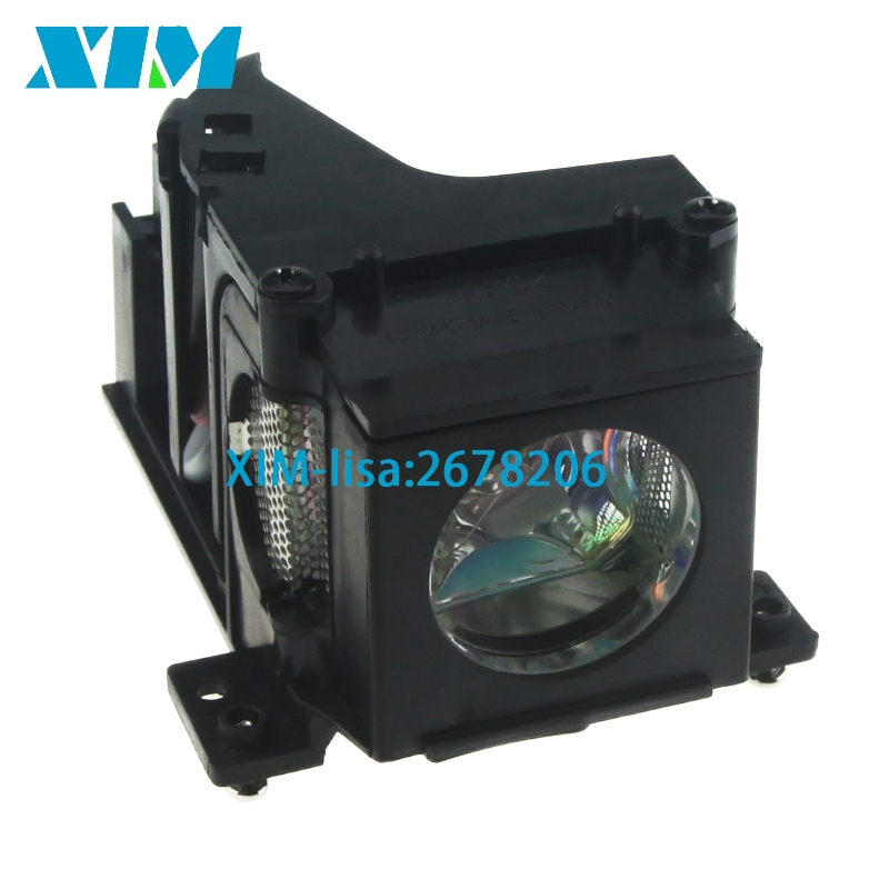 Projector Lamp with housing POA-LMP107 LMP107 for PLC-XE32 PLC-XW50/PLC-XW55/PLC-XW55A /PLC-XW56/EIKI LC-XA20/LC-XB21A original lamp poa lmp132 lmp132 for plc xe33 plc xr201 plc xr251 plc xr301 plc xw200 plc xw250 plc xw300 lc xb20 lc xb25 xb30