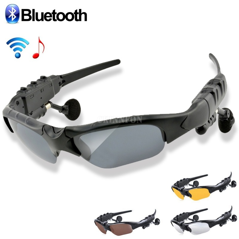 1c5e4d1d33e6 DHL 50PCS Polarized Cycling Glasses Bluetooth Men Motorcycling Sunglasses  MP3 Phone Bicycle Outdoor Sport Sun Glasses-in Cycling Eyewear from Sports  & ...
