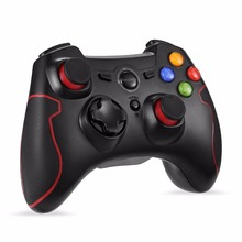 Easysmx ESM 9013 Draadloze Gamepad Game Joystick Controller Compatibel Met Pc Windows PS3 Tv Box Android Smartphone