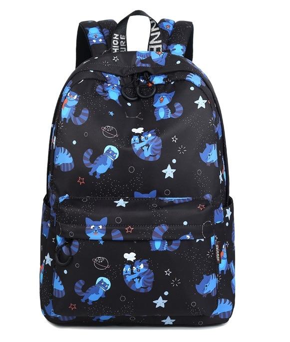 Waterproof Lightweight School Backpacks for Teen Girls Casual 15.6