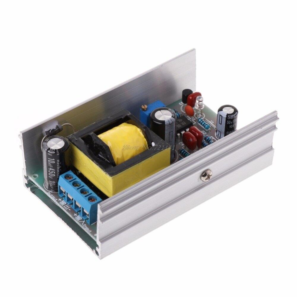 Dc12v para dc 200-450 v 70 w conversor de alta tensão aumentar a placa de pão da fonte de alimentação