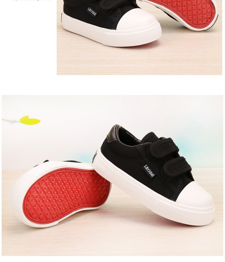 Beautiful Baby Girl and Boy White Canvas Shoes 6 Colors kids Casual Shoes Flat and Durable Toddler Little Girl Sneakers 11