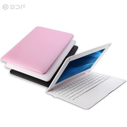 10,1 Zoll Notebook laptop Computer Quad Core Android 6.0 Wi-fi Mini Netbook Bluetooth USB RJ45 Slot Tastatur maus tabletten