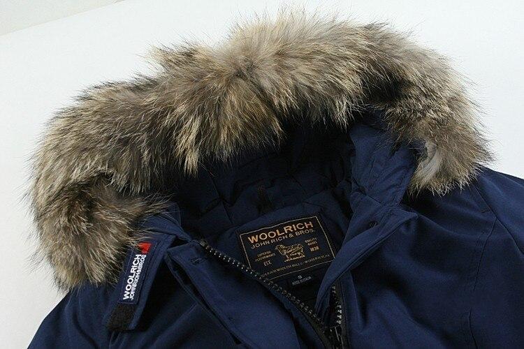 Woolrich Luxury Boulder Down Coat