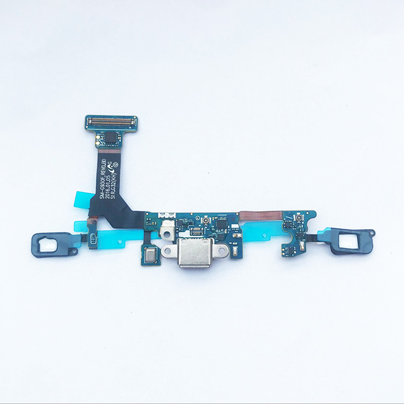 Image 2 - 5pcs Dock Connector Charging Port Flex Cable For Samsung Galaxy S6 edge S7 S7 edge S8 plus G955F S9 plus G965F Flex Cable Ribbon-in Mobile Phone Flex Cables from Cellphones & Telecommunications on