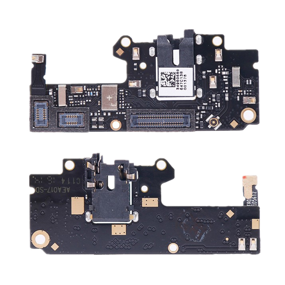 For_OnePlus_Three_Earphone_Jack_Flex_Cable_Ribbon_with_PCB_Board_Replacement_A3003_Version_-_Grade_S_2_