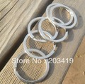 slivery 30mm key ring Key Chain for DIY gift CN post