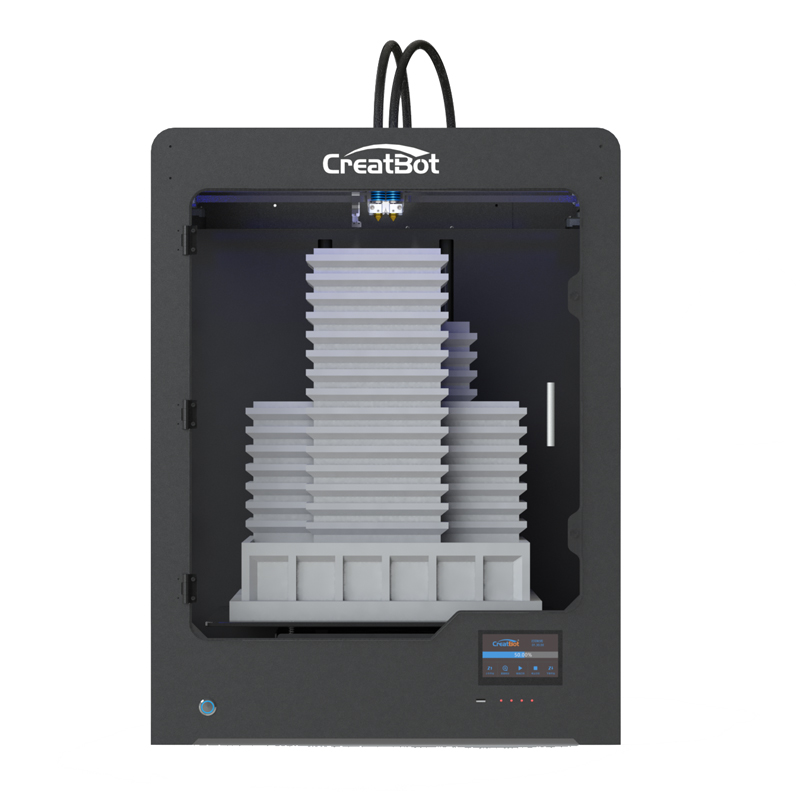High Quality Precision large 3d Printer kit 400*300*520 mm with 2 - Office Electronics - Photo 4