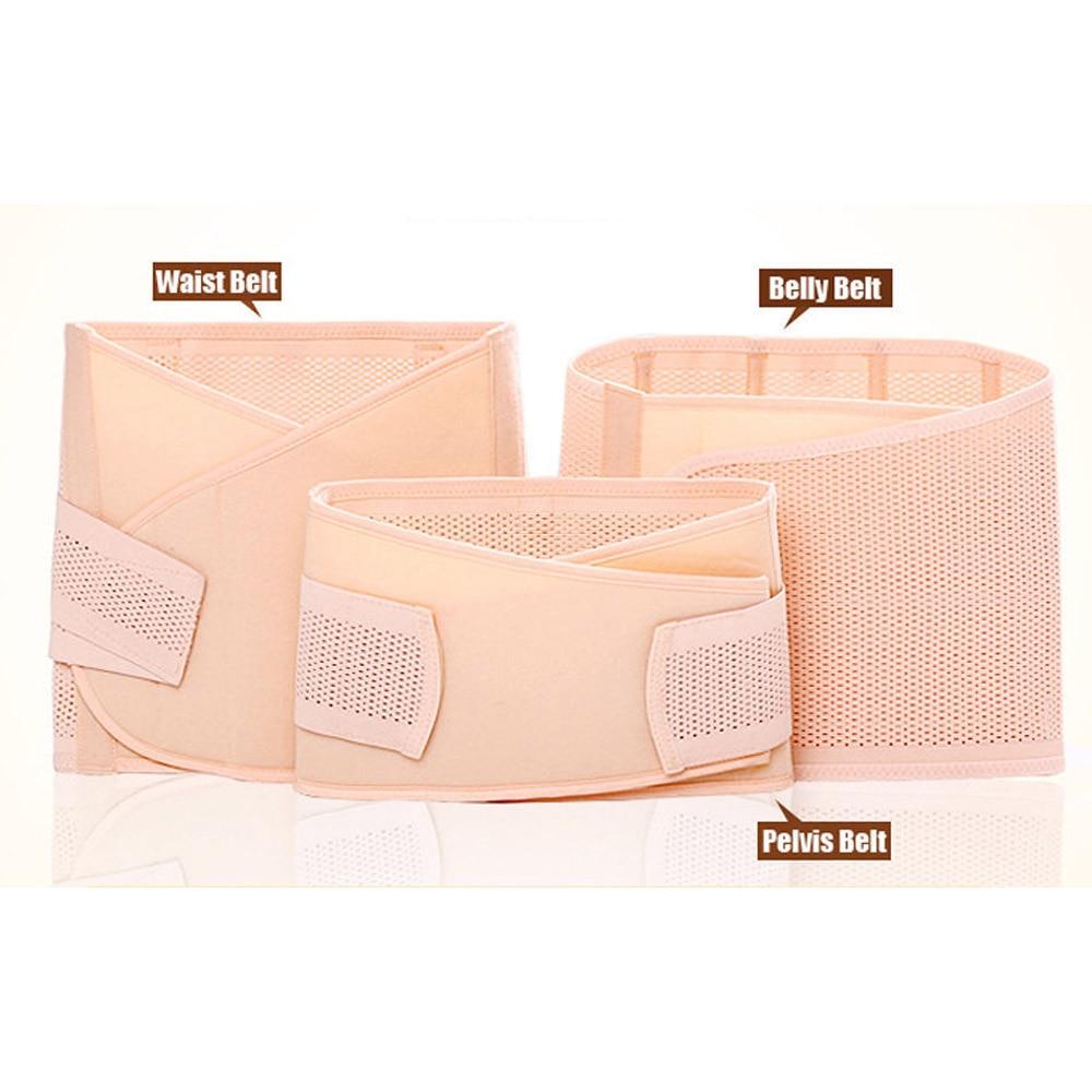 Sunveno Slimming-Belt Bandage Shapewear Tightening Belly-Band Postpartum Women Maternity