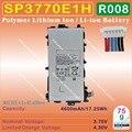 [SP3770E1H] 3.75 v 4600 mah li-polímero de iones de litio móvil/tablet pc de la batería para samsung galaxy note 8.0 gt-n5100 n5110 n5120