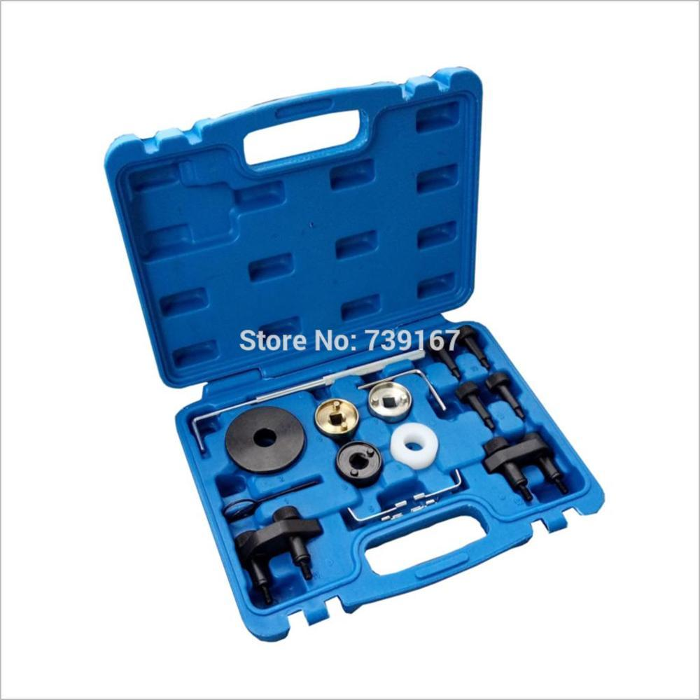 Engine Camshaft Locking Alignment Timing Tool Kit For Audi VW SKODA VAG 1.8 2.0 TFSI EA888 ST0233  high quality diesel engine timing locking tool for vag 2 7