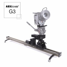 ASXMOV G3 Allum Wired Controlled timelapse Photography motorized Video Slider high speed DSLR Camera slider for