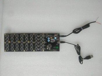 1 Pcs Used Scrypt Miner dogecoin litecoin LTC USB miner Gridseed blade 1.5-2.5M PCB better than zeus miner ANTMINER U1 U2U3 1