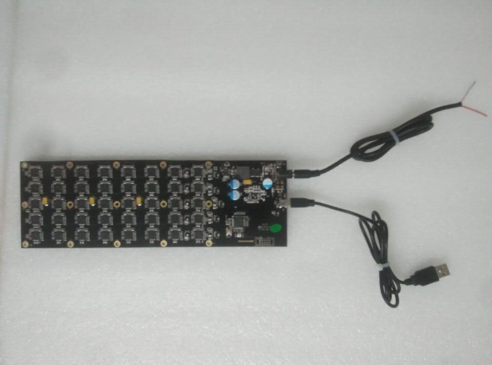 1 stücke Verwendet Scrypt Miner dogecoin litecoin LTC USB miner Gridseed klinge 1,5-2,5 mt PCB besser als zeus miner ANTMINER U1 U2U3