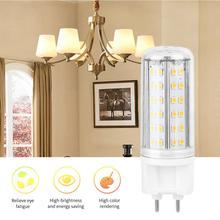 AC 85-265V G8.6 10W 84LED Corn Bulb Ceramic Lamp Light For Home Hotel Office Shop