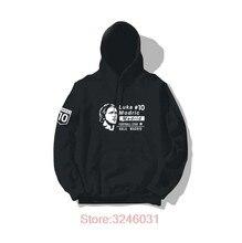 e7035663029 2019 Luka Modric 10 black Hoodies Men Women Sweatshirts Top Printed Hooded  Jumper Loose Hip Hop for fans gift 1234