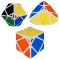 1pcs Four-axis Creative Magic Cube 3x3x3 Speed Cube Puzzle Brain Teaser IQ Kid Funny