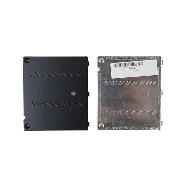 GZEELE nouveau pour Lenovo Thinkpad X220 X220I X230 X230I mémoire RAM couvercle avec vis 04W6948