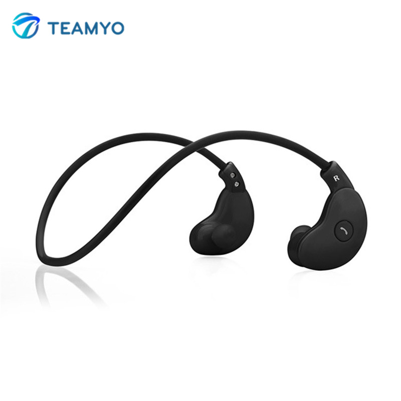Teamyo Sport Bluetooth Headset with mic Wireless Headphones earphone music stereo audio devices DJ ecouteurs for iPhone Android