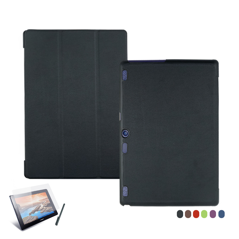 For Lenovo Tab2 A10 70F Smart Flip Leather Case Cover For Lenovo Tab 2 A10 70