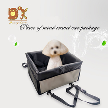 DannyKarl New 2019 Explosion Models Portable Pet Out Cat Dog Car Bag Safety Seat Sleeping 4 Colors Outdoor Travel