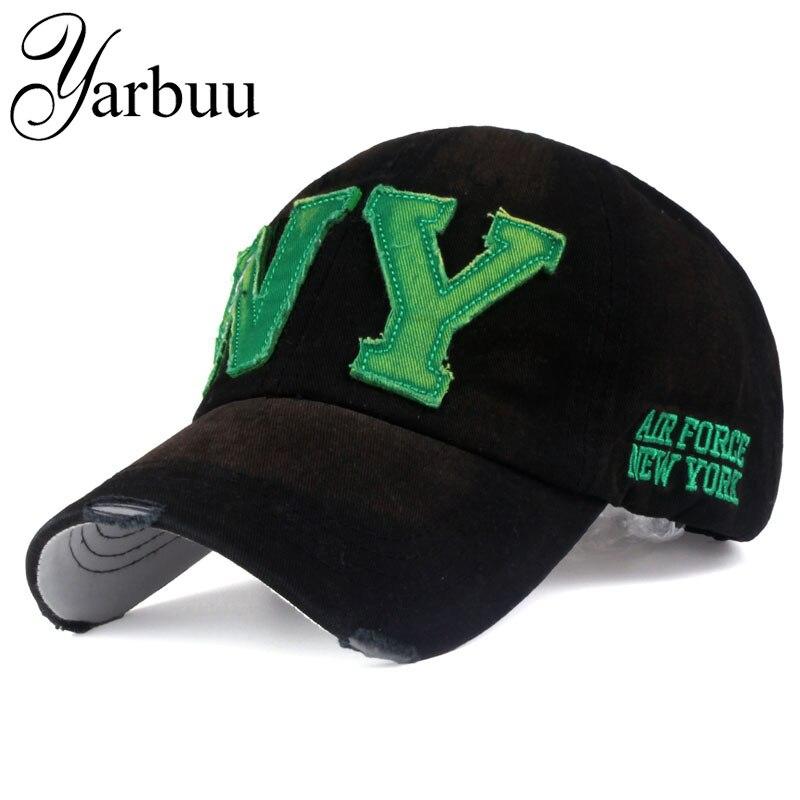 Prix pour [YARBUU] casquettes de Baseball 2017 nouvelle mode jean cap pour hommes et femmes de haute qualité casual chapeau denim d'été chapeaux livraison gratuite