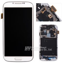 Replacement 100 original For Samsung Galaxy S4 i9505 i9500 i545 LCD diaplay Touch screen Assembly with