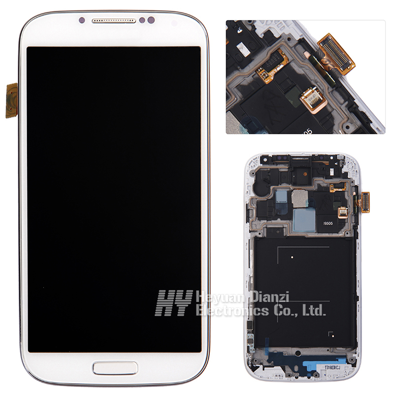 Replacement 100 original For Samsung Galaxy S4 i9505 i9500 i545 LCD diaplay font b Touch b