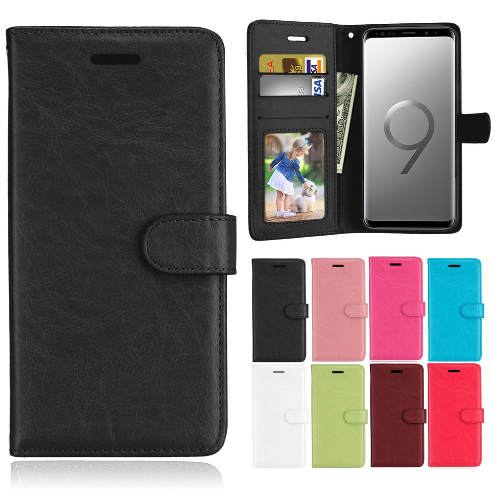 Luxury Leather Flip Cover Case for Asus Zenfone Go ZC500TG ZB452KG ZB551KL ZC451TG ZB500KL C ZC451CG Live ZB501KL ZC520KL Case
