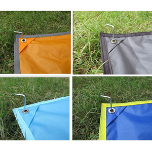 Tent Fixed Windproof Rope Set