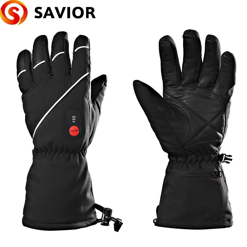 SAVIOR winter men s font b gloves b font fishing font b gloves b font for