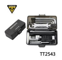 Topeak TT2543 SURVIVAL GEAR BOX Bicycle Multi Repairing Tool Set Cycling Portable Tool Road Bike Wrench Kits Bicicleta MTB Tools