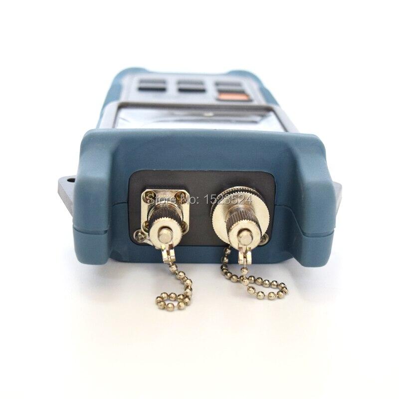 TL503 Визуальный дефектоскоп оптический измеритель мощности интегрированный тестер оптического волокна(измеритель мощности волокна и Визуальный дефектоскоп 10 мВт