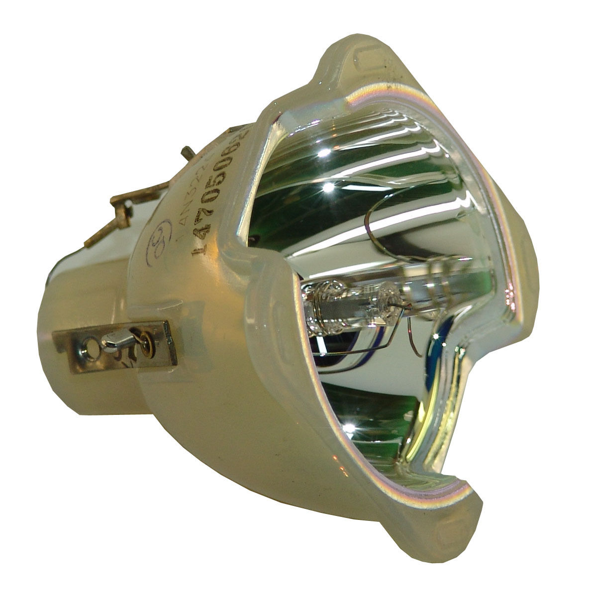 Comaptible Bare Bulb 725-10046 0N8279 310-6896 for DELL 5100MP Projector Lamp Bulbs without housing/case free shipping original projector lamp 310 6896 725 10046 for 5100mp projectors
